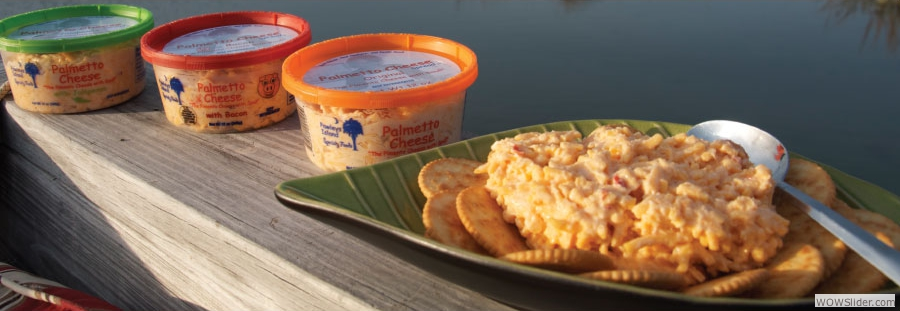 Palmetto Cheese - The Pimento Cheese with Soul!