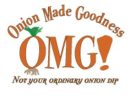 OMG Onion Made Goodness Caramelized Onion Dip